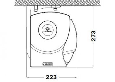 Terrassmarkis Monobox