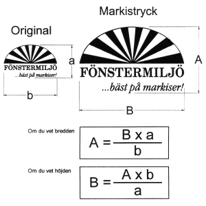 markistryck