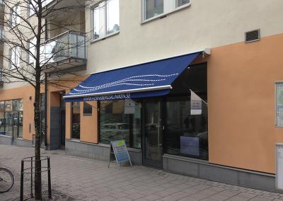 Markistryck Markisväv
